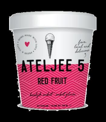 Sorbets 4 Rode Vruchten