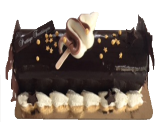 Ijstaart Chocolala